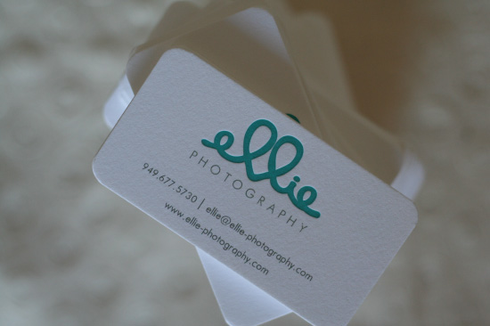 Letterpress business cards paper and thread studio blog advertisements reheart Gallery